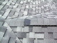 Missing shingles often go unnoticed